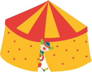anniversaire chapiteau cirque